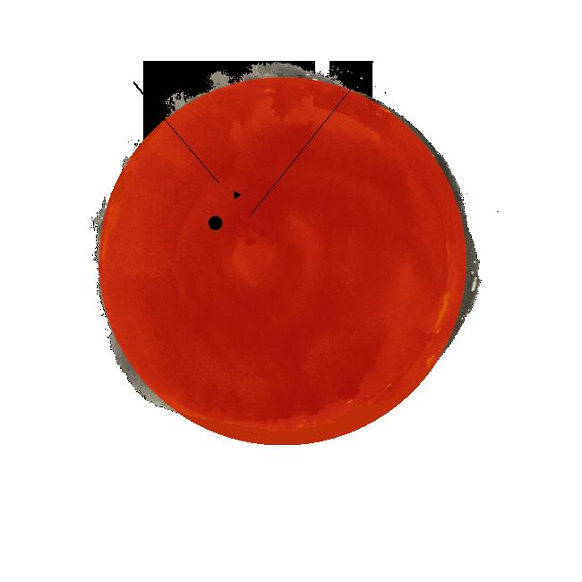 太陽 イラスト