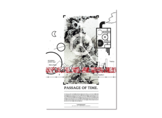 passage of time ポスター