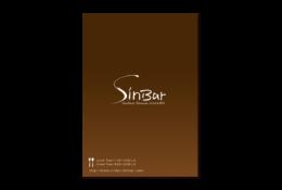 Sinbar 折り込みチラシ