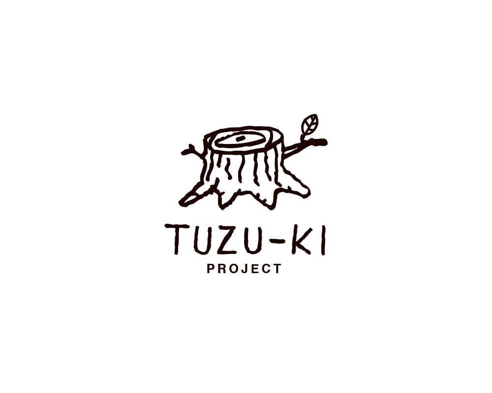 TUZUKI プロジェクト ロゴ