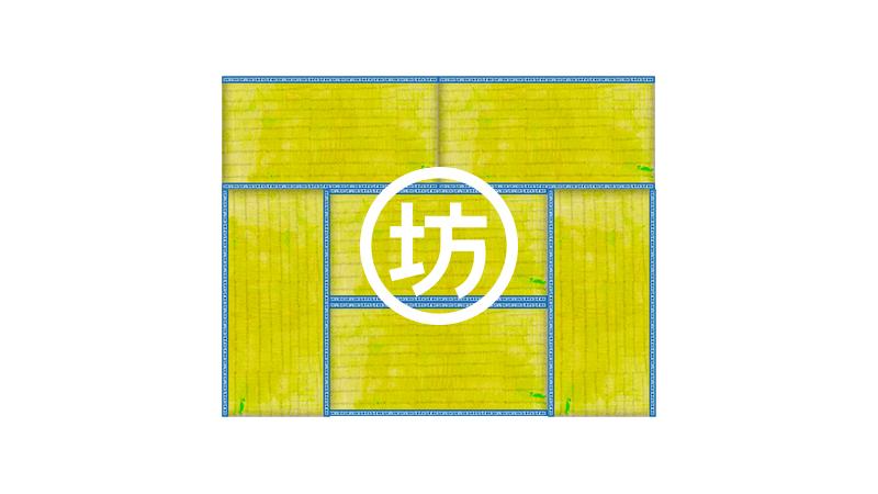 畳のイラストレーション