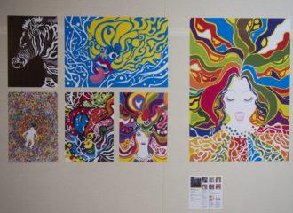 神戸MOSAIC(モザイク)ポスター展
