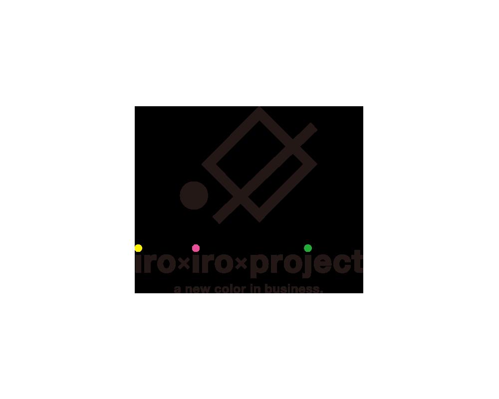 iro iro project ロゴ