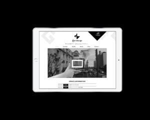 gio design ウェブサイト