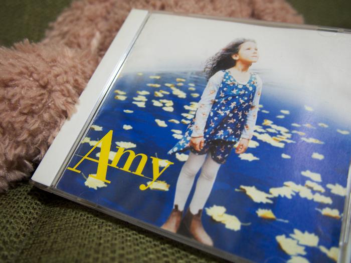 映画「Amy」サントラ