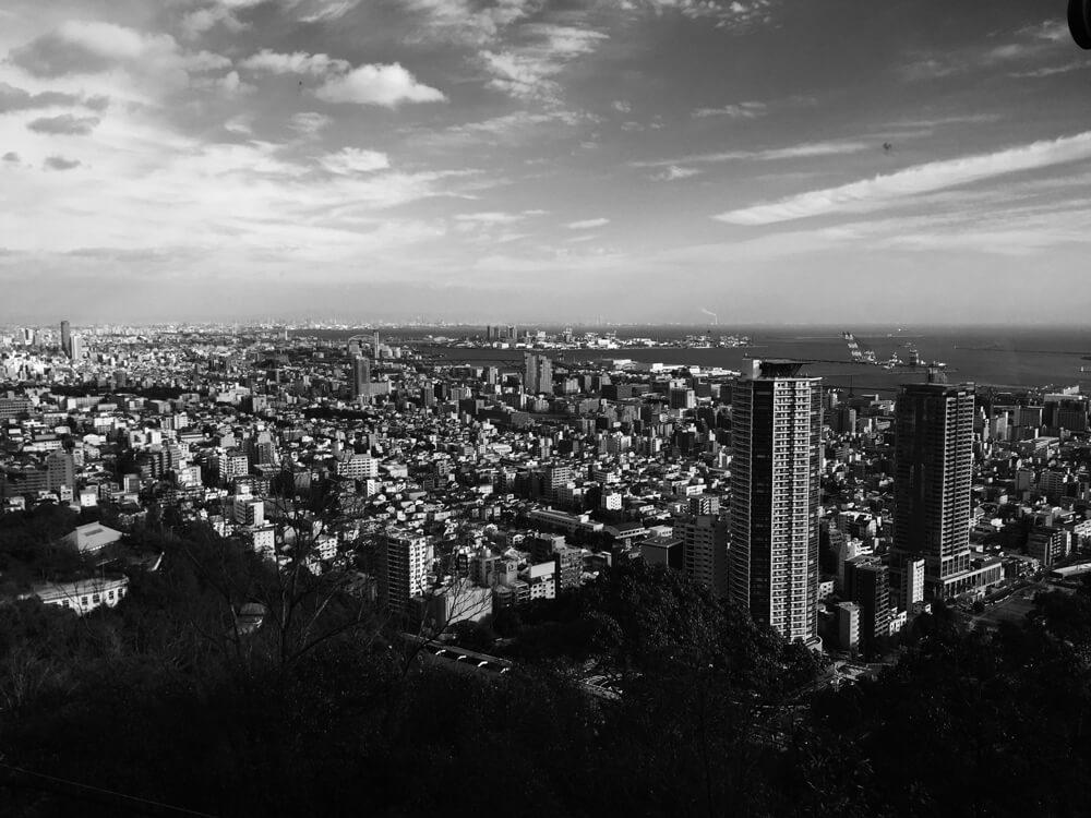 神戸の景色の写真