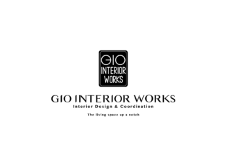 gio interior works ロゴ