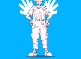 トヨさんのイラストレーション