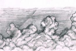 雲のデッサン