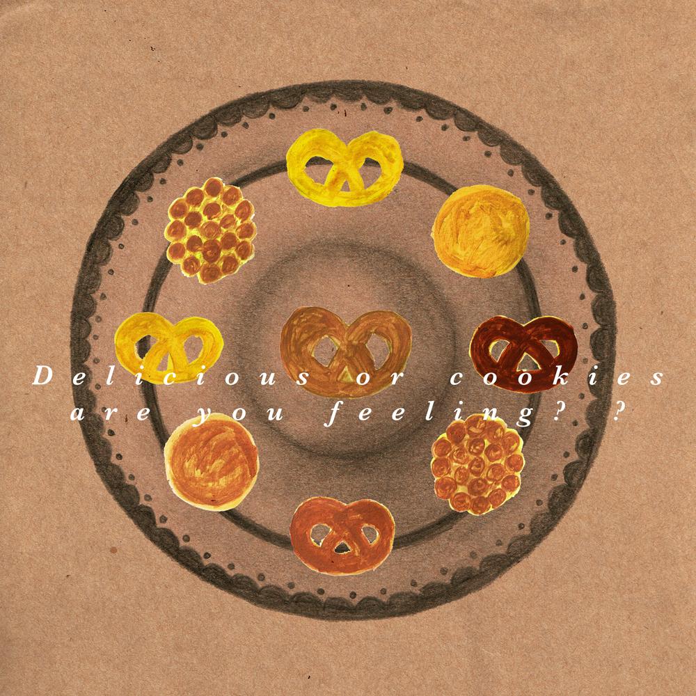 クッキーのイラストレーション