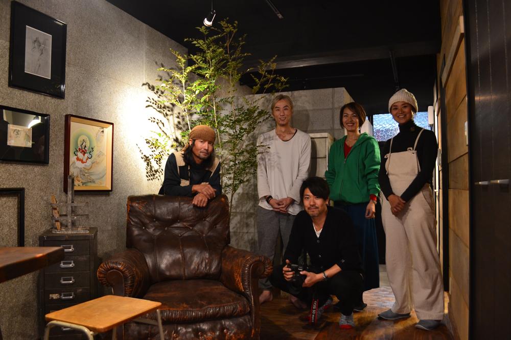 G・Asa-ko 撮影後