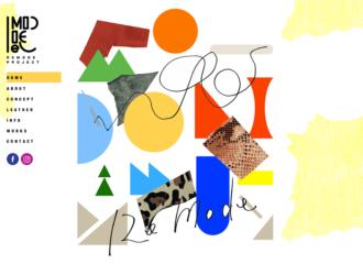 RE-MODE(リモード)プロジェクト ウェブサイト