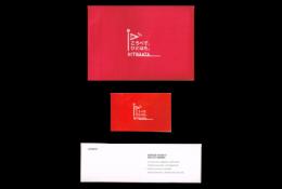 こうべでひとはた 封筒 カード