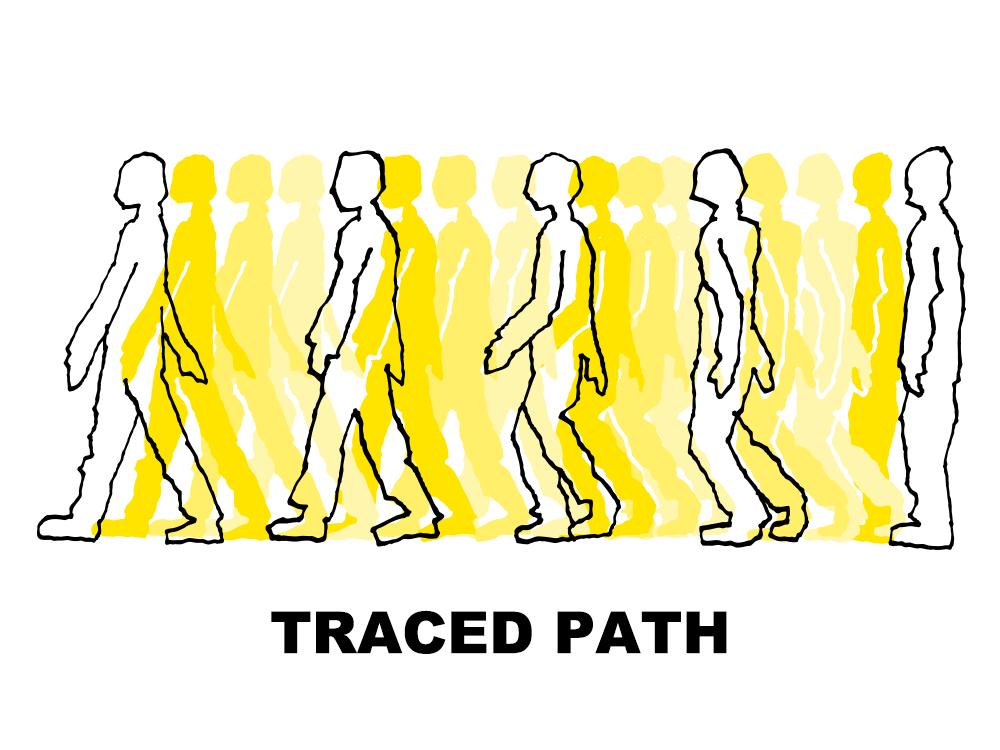 動的平衡 イラストレーション