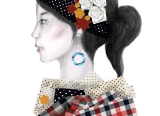 Flower Woman グラフィック