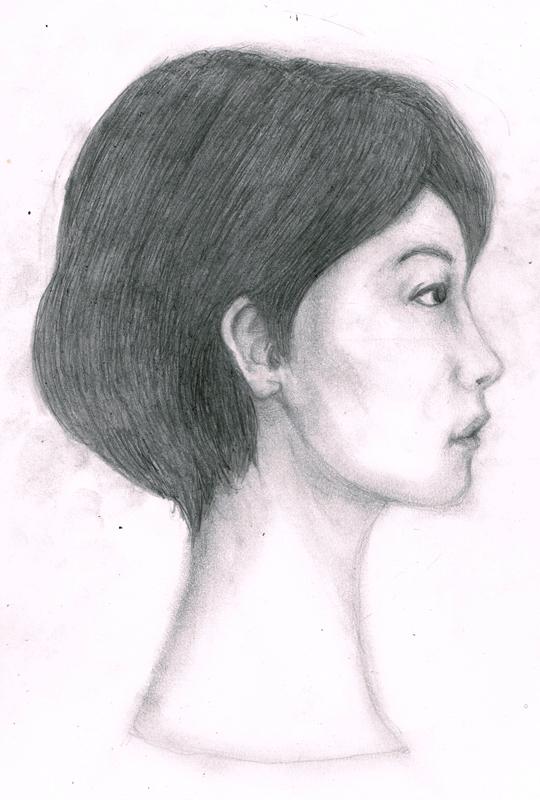 Flower Woman 05 オリジナル