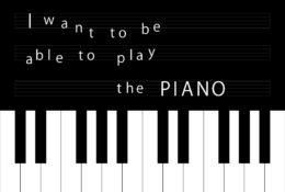ピアノ イラストレーション