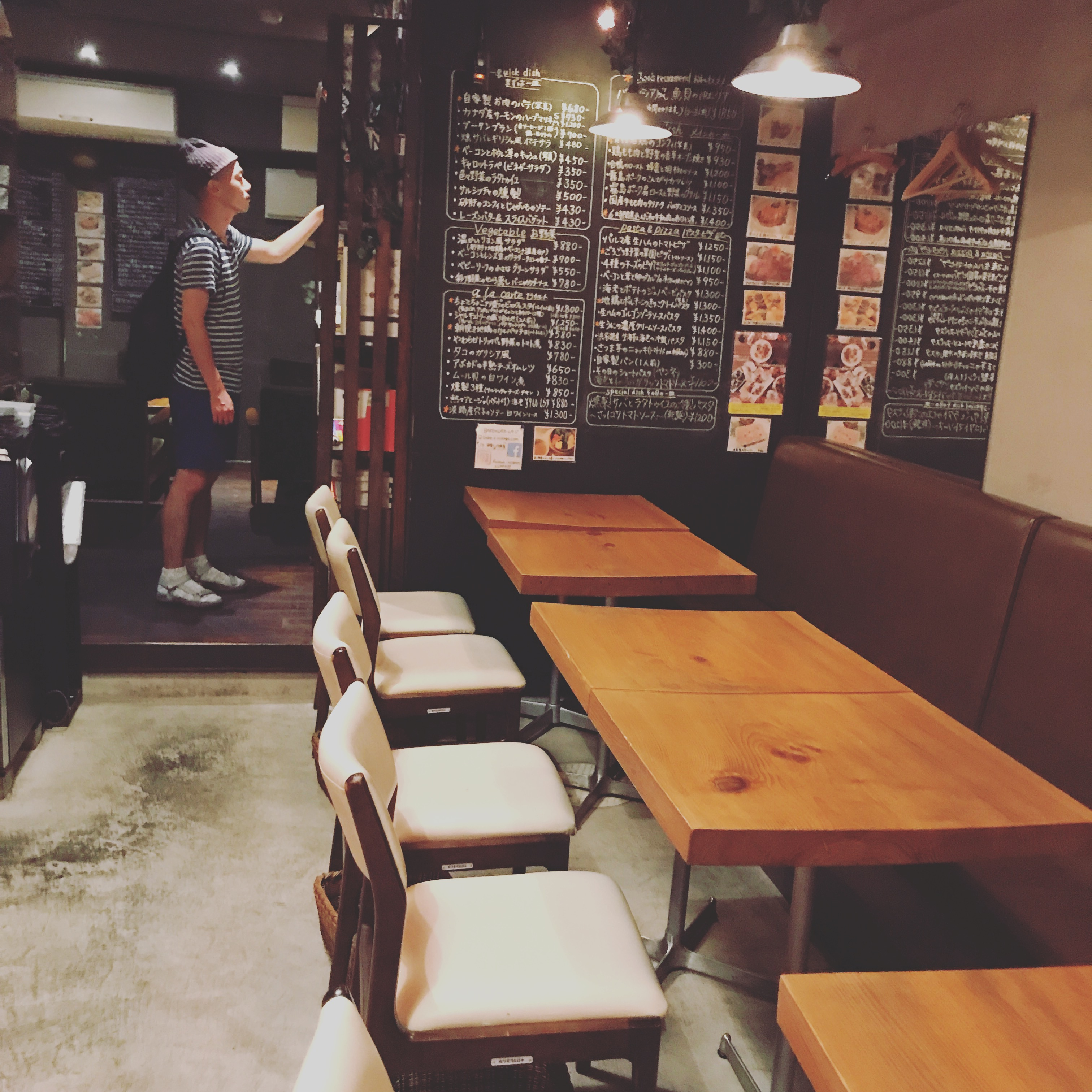神戸の御影にあるレストランBAKE-R