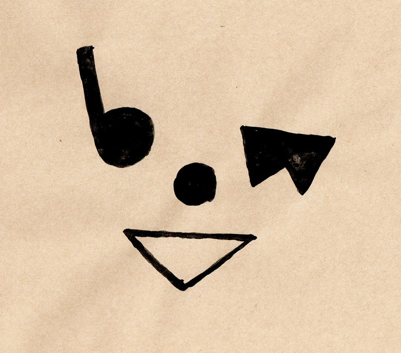 bow 文字 イラストレーション