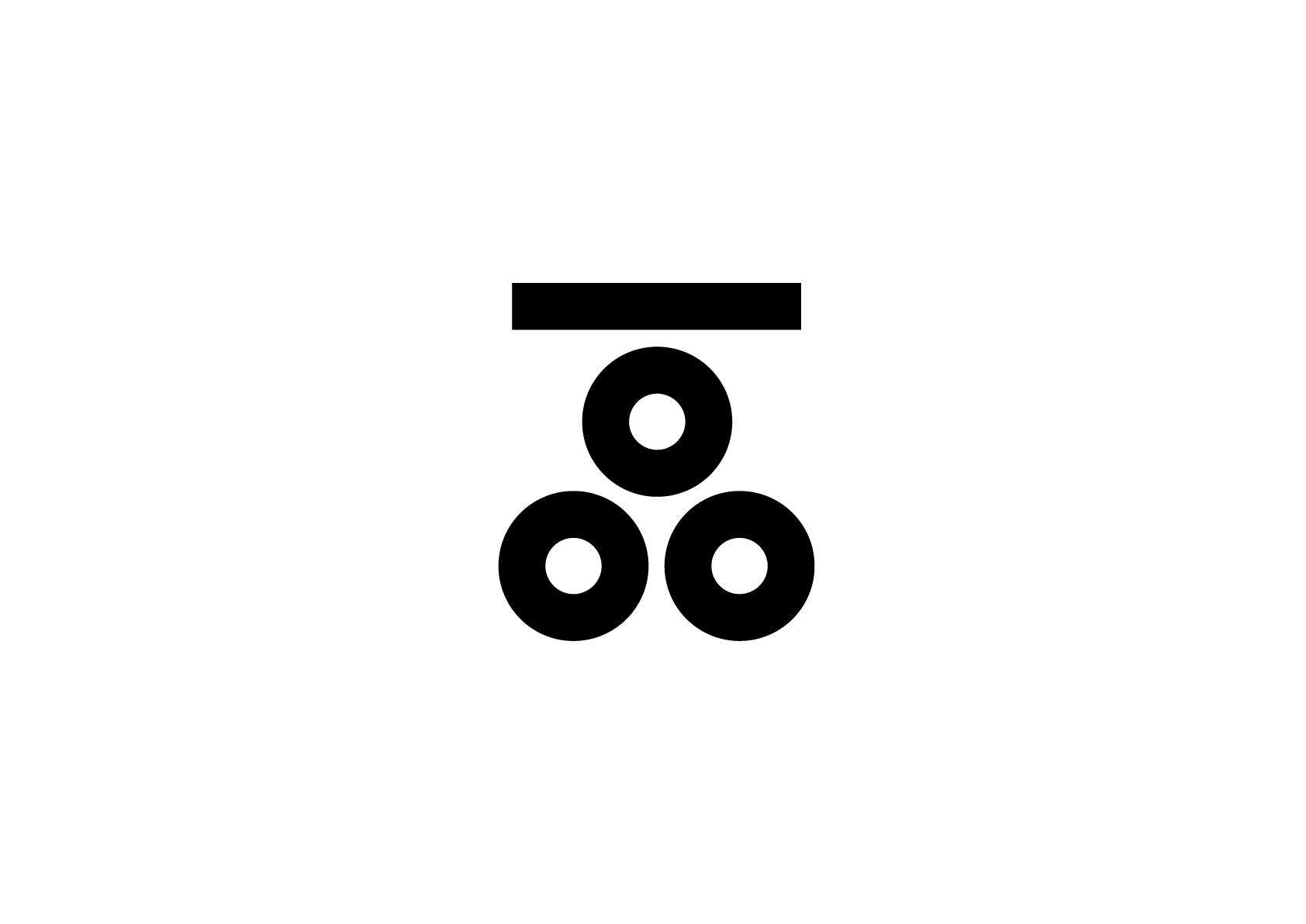 1000 post ロゴ