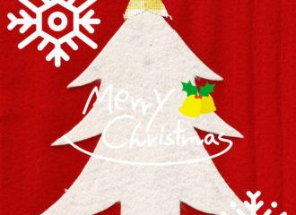クリスマスツリー クラフト