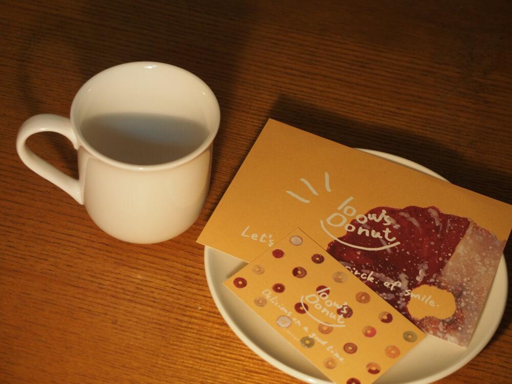 bow's Donut カードデザイン