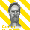 conor magregor イラストレーション