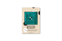 オセロ グラフィック ポストカード