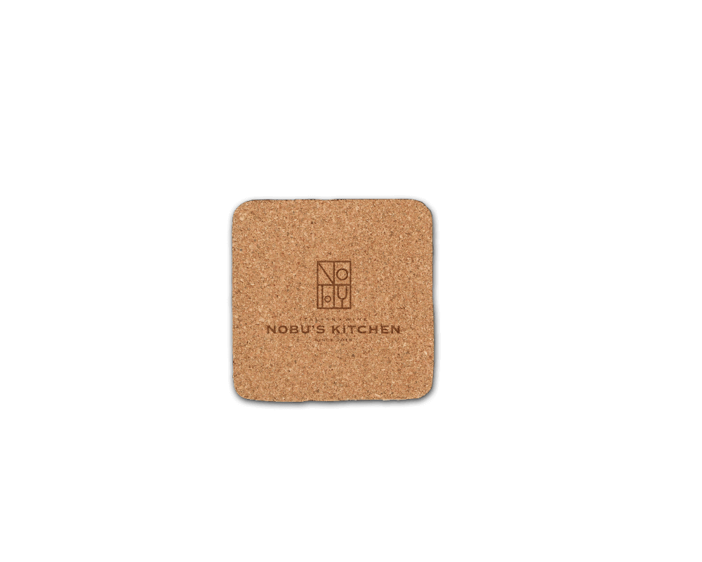 NOBU'S KITCHEN コースター