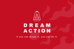DreamAction ロゴ