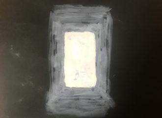 光へ イラストレーション