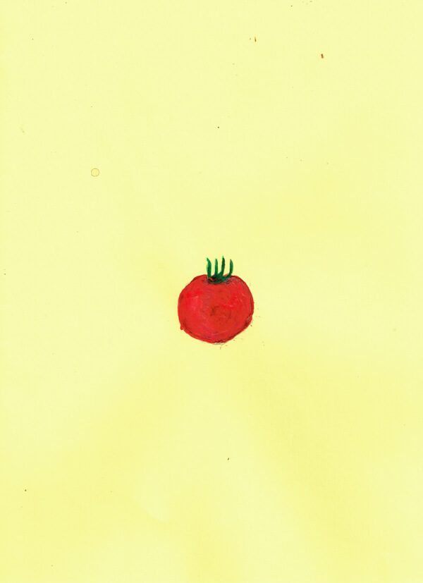 プチトマト イラスト