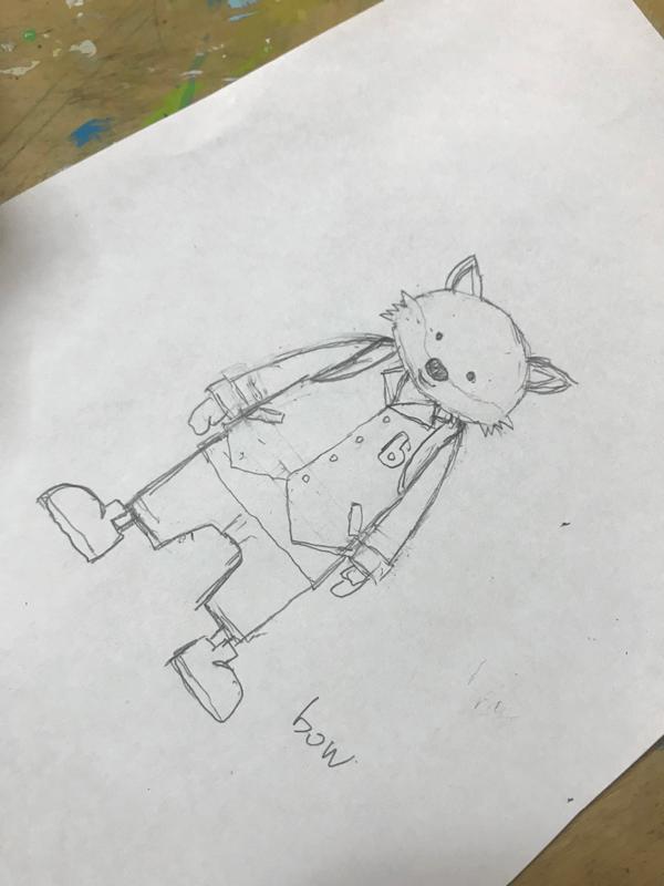 bow イラスト