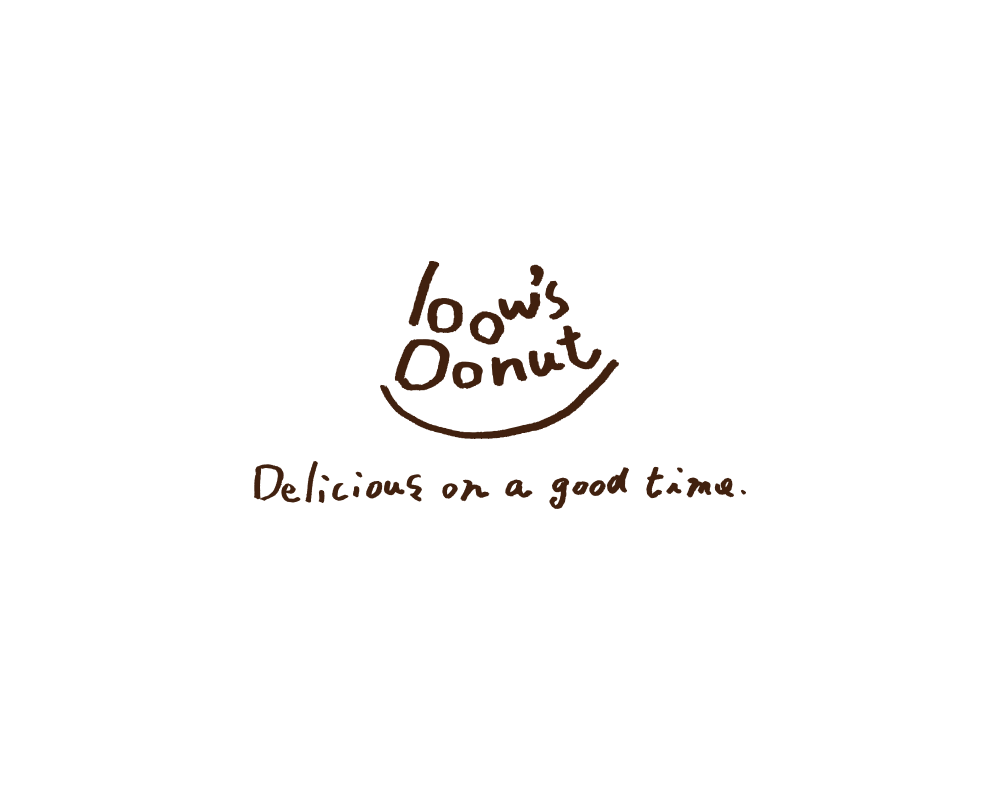 bow's Donuts(ボウズドーナツ)ロゴ