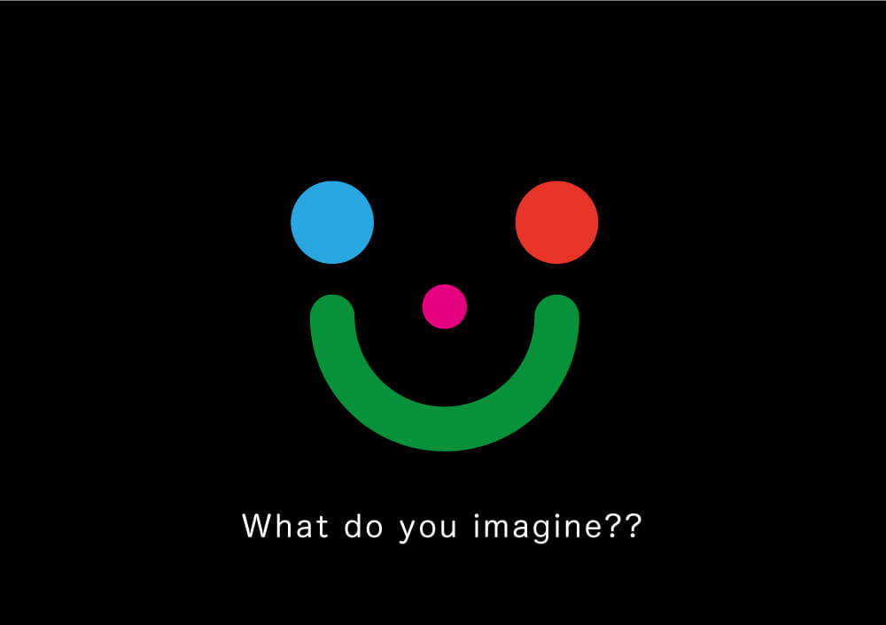 what do you imagine イラスト