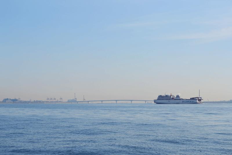 神戸空港 海 写真