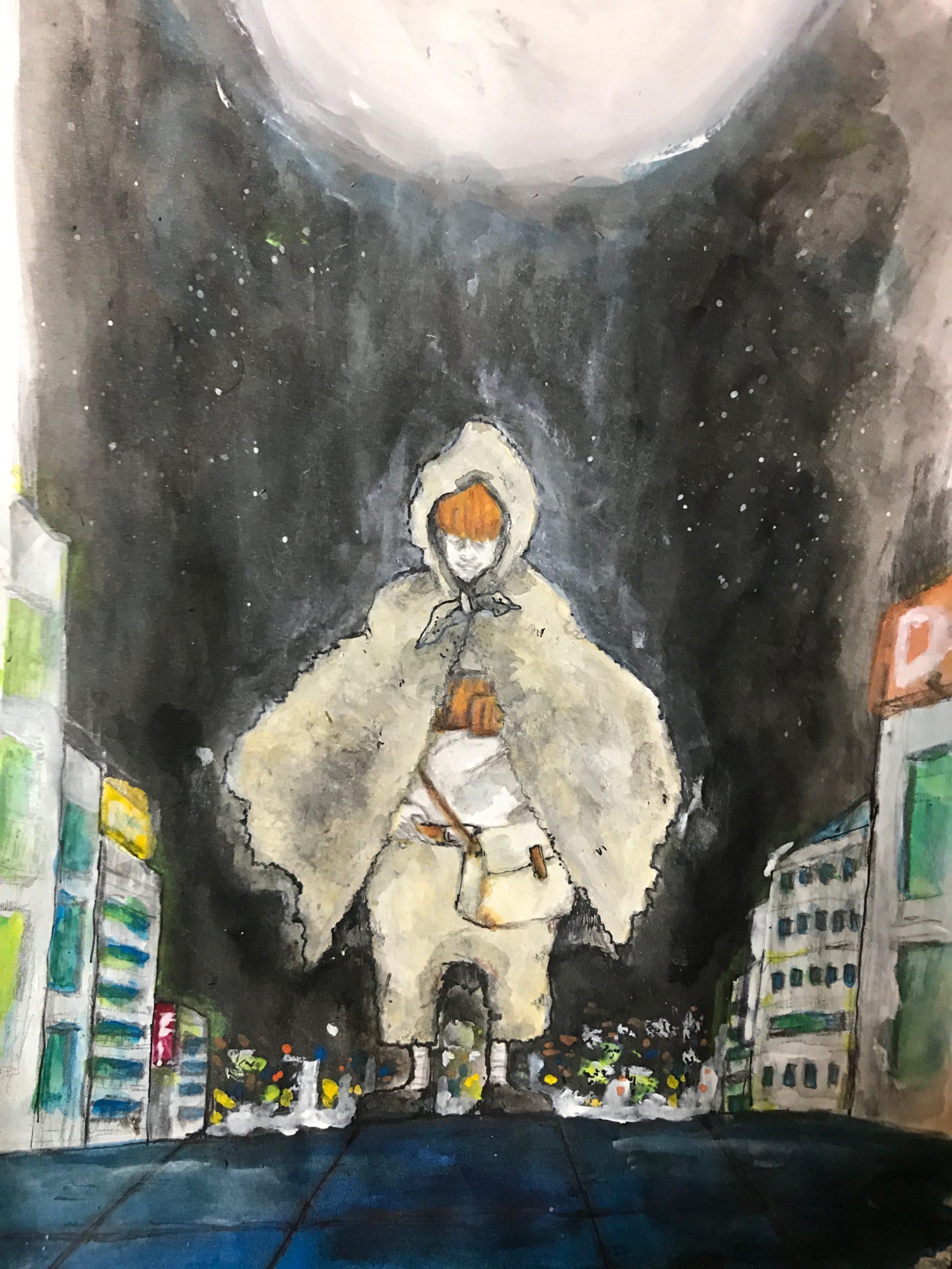 キャラクター イラストレーション