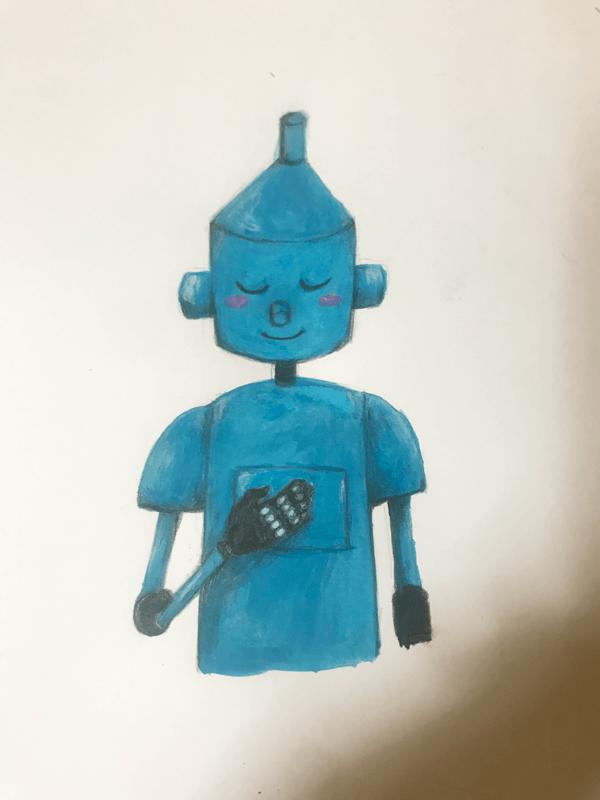 ロボット イラスト