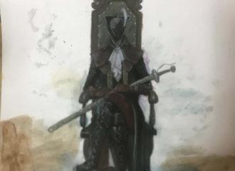 時計塔のマリア イラスト