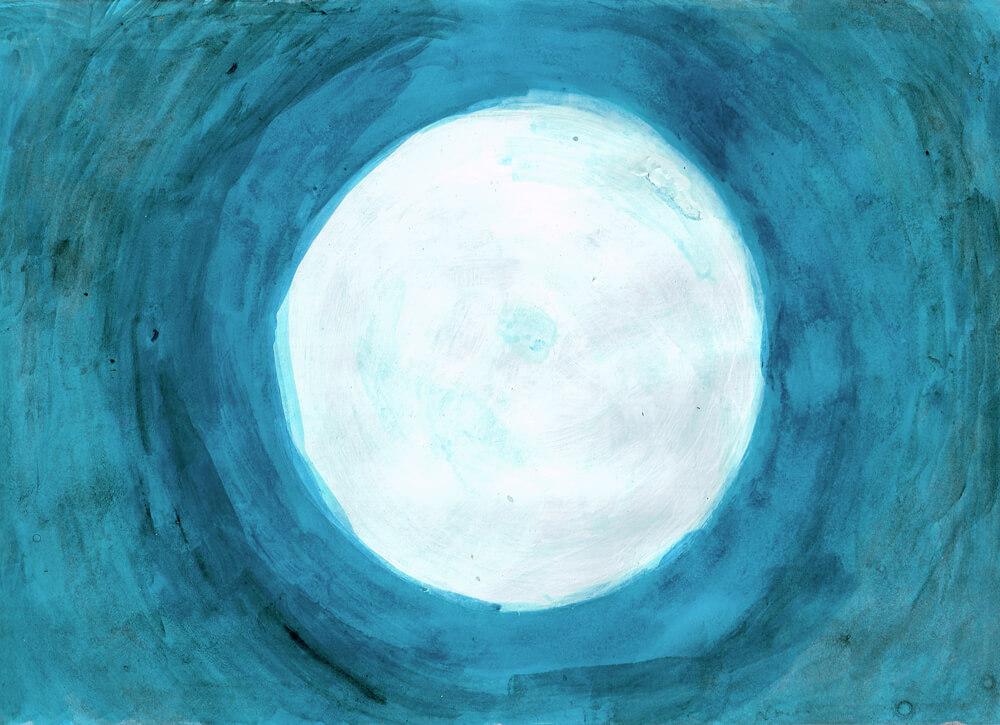 月 イラスト