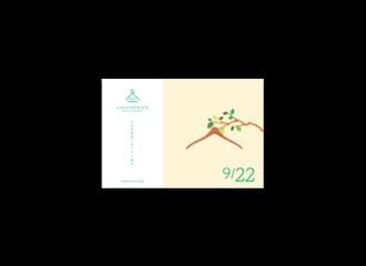 CALANDRIER(カランドリエ)ポストカード