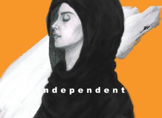 independent women グラフィック