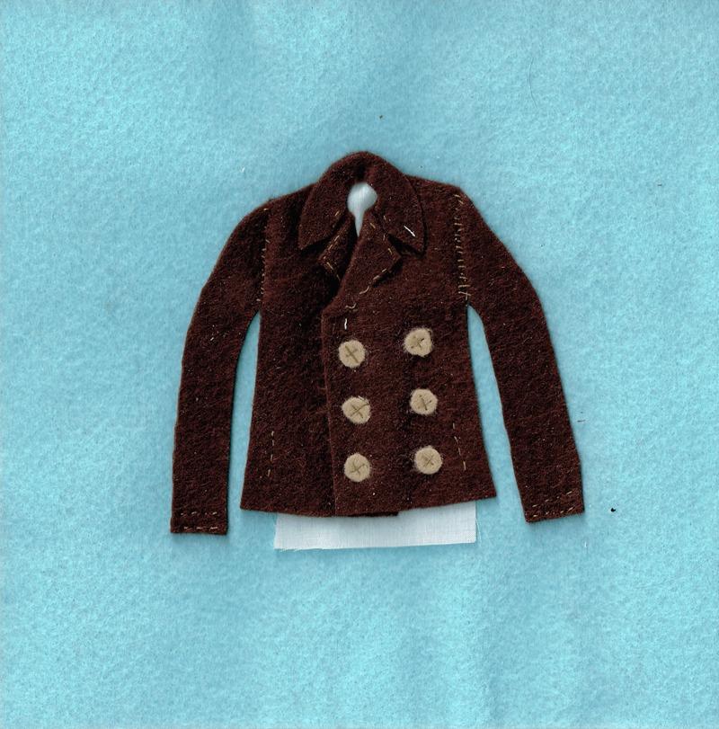 Pコート 裁縫 クラフト