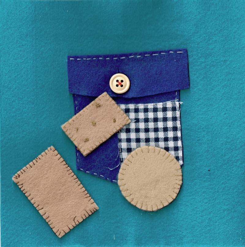 ポケット 裁縫 クラフト