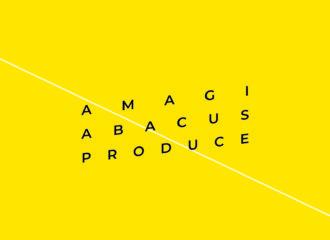 AMAGI ABACUS PRODUCE ビジュアル