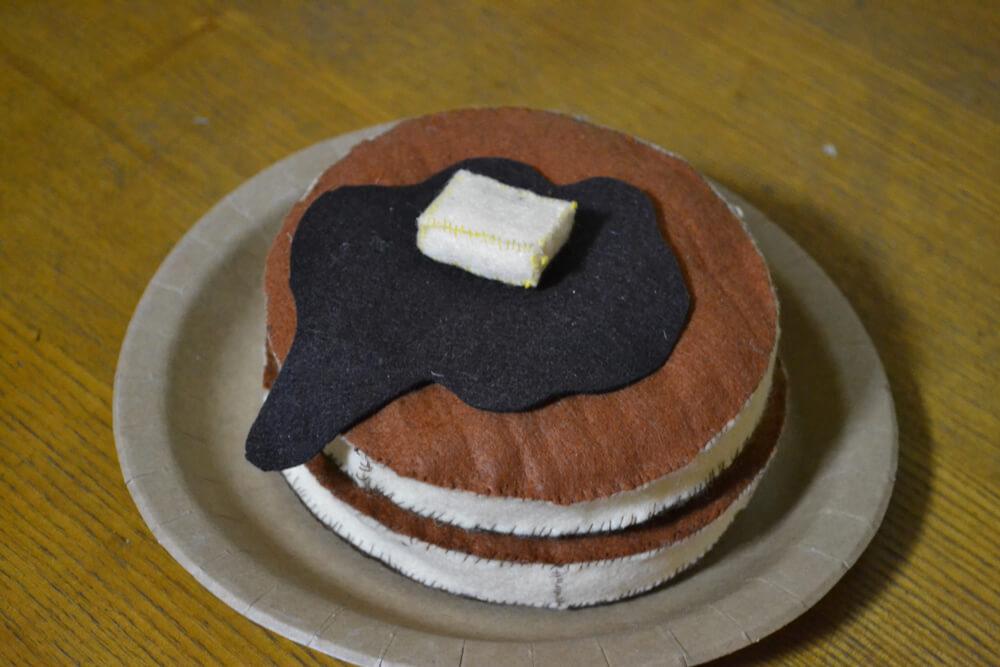 裁縫 ホットケーキ クラフト