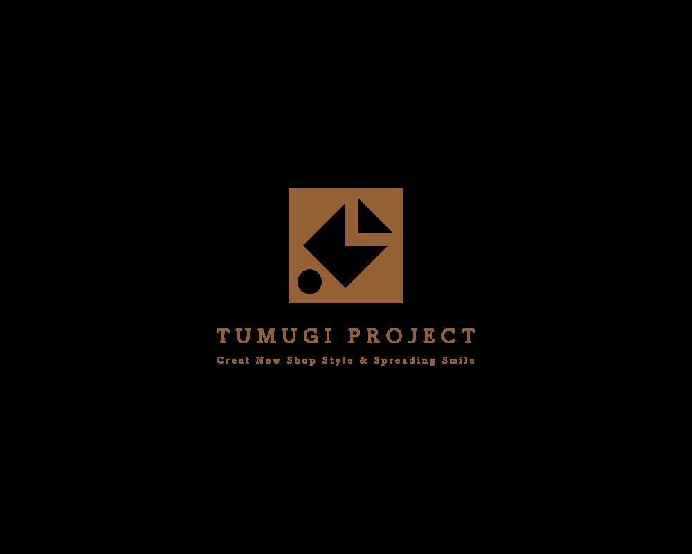 TUMUGI PROJECT(ツムギプロジェクト)ロゴ