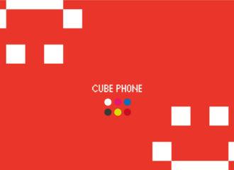 CUBE PHONE イラスト