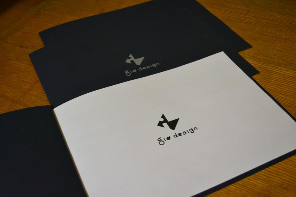 gio design 書類フォルダー