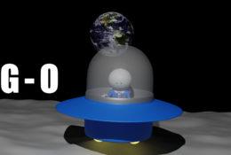 イラスト g-o 3dモデリング